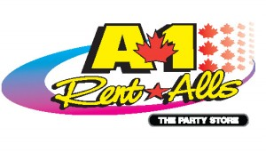 A-1 RENT-ALLS The Party Store