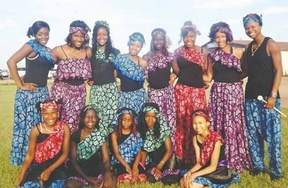 African Princess Dance Troupe